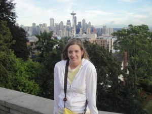 A great view from Kerry Park